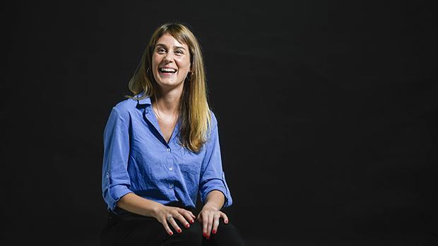 Entrevista con Jéssica Albiach, líder de Catalunya en Comú-Podem.