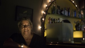 La escritora cubana Marilyn Bobes, este jueves en Barcelona.