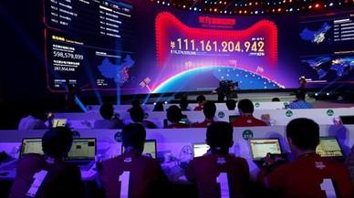 Alibaba se adelantó este año