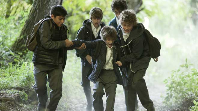 'Secuestro': el 'thriller' como desatino