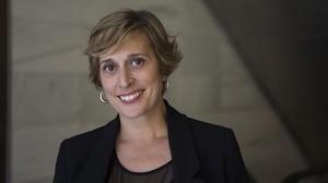 Clara Segura, actriz candidataa Català de lAny.