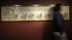 Durero aterra al Gòtic de Barcelona amb 70 gravats exposats en triple seu