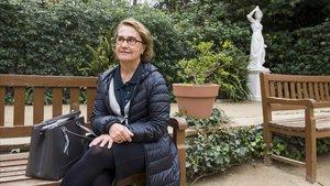 Montse Rivero: «Els jardins tornen a ser essencials per a la salut»