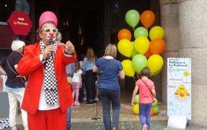 La Pedrera celebra avui la vuitena edició de la Festa Pallasso