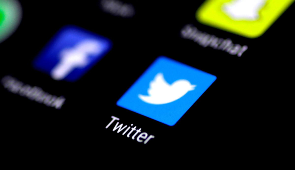 Imagen de archivo del logo de la aplicación Twitter.