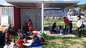 Gavà celebra la temporada de tardor de la Jugateca Ambiental