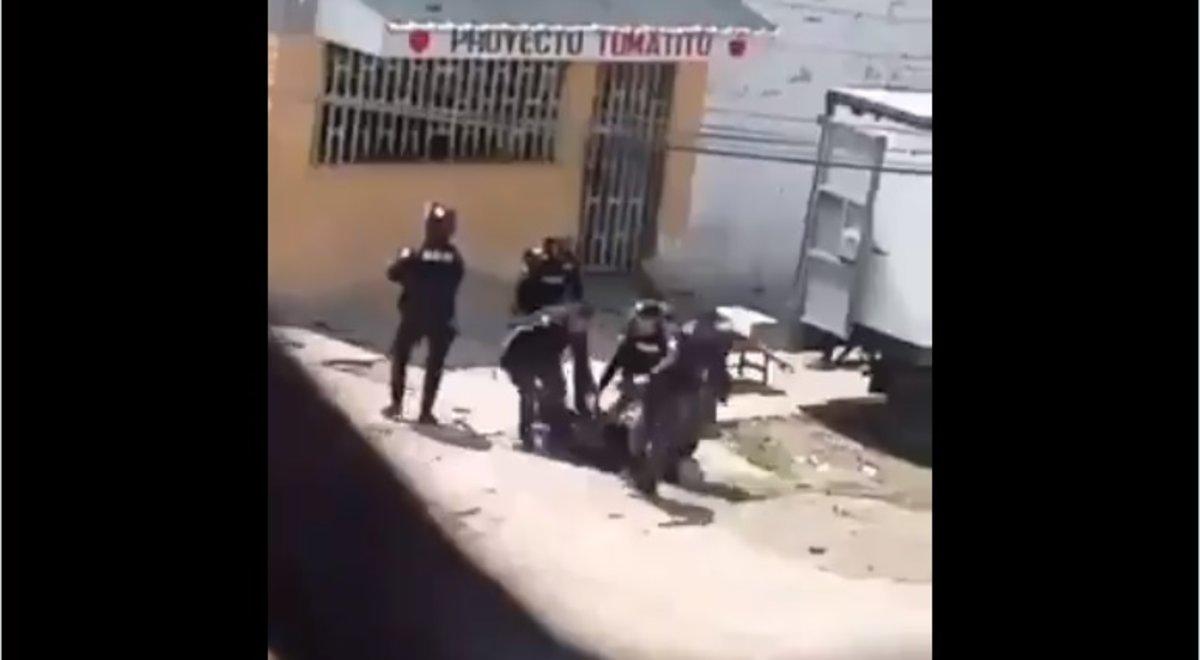 La Policía ecuatoriana confirmó que 20reos están heridos, tres de ellos graves.