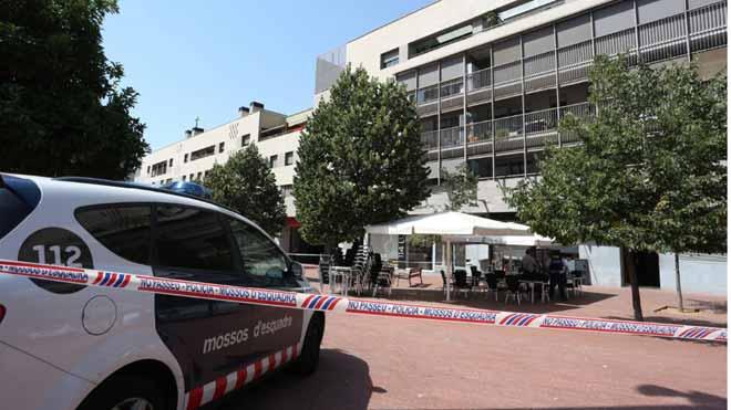 Un hombre mata a su pareja en Terrassa (Barcelona).