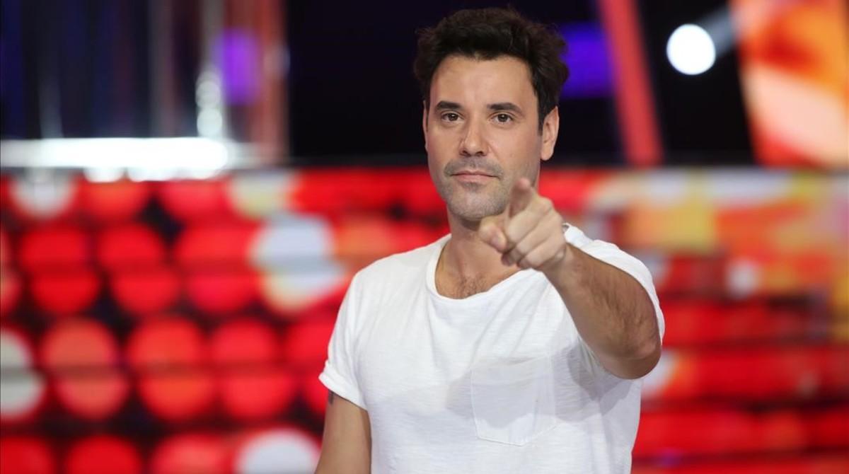 """Miquel Fernández: """"Estic 'on fire': ¡vull guanyar 'Tu cara me suena'!"""""""