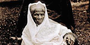 Imagen de la esclava y abolicionista Harriet Tubman de mayor.
