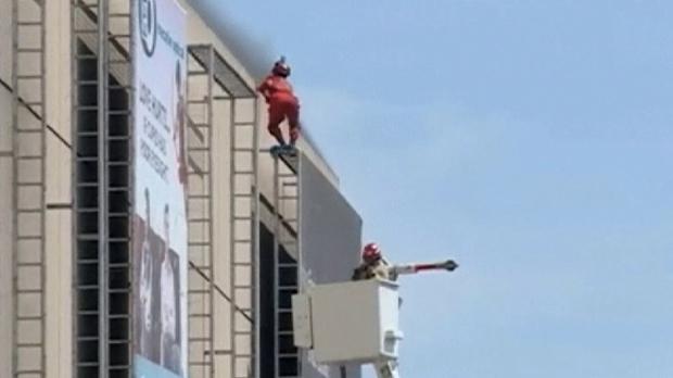 Almenys 37 morts en l'incendi en un centre comercial a les Filipines
