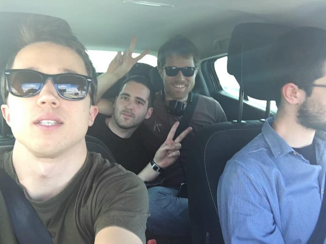 La gira de Iñigo Errejón y Pablo Iglesias