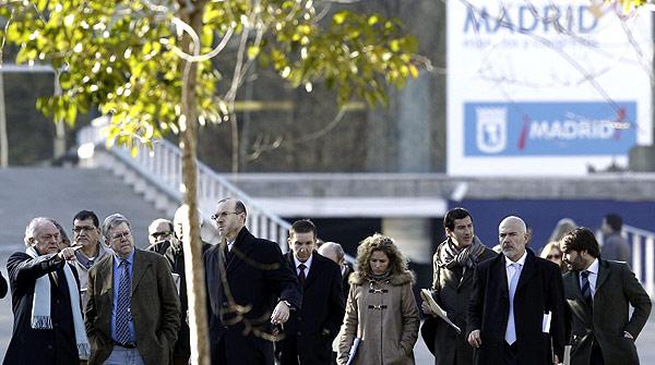 Abogados de víctimas del Madrid Arena denuncian las condiciones del recinto.