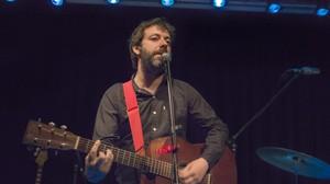 Jaume Pla, Mazoni, en el concirto que ofreció el jueves en Barts Club.