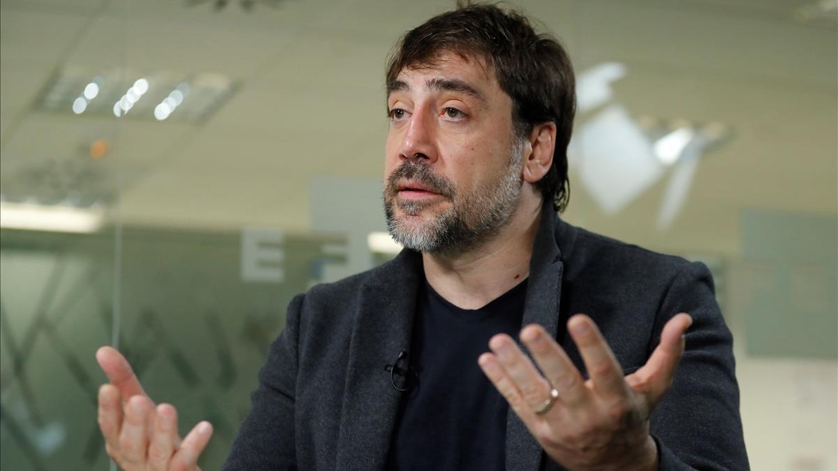 El actor español Javier Bardem protagonizará y producirá la miniserie Cortés,en Amazon Prime Video.