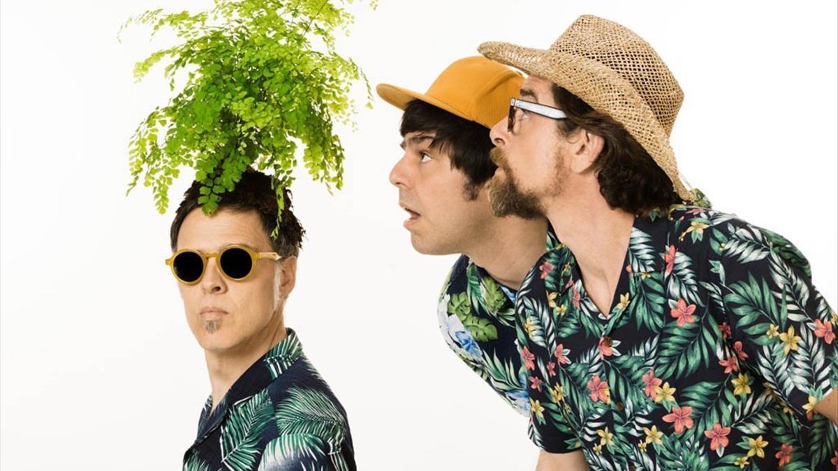 The Pinker Tones es uno de los grupos que animará la fiesta familiar del Grec.