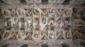 Bóveda de la Capilla Sixtina.