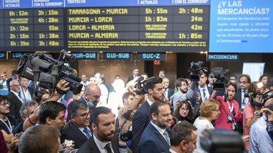 Fomento prevé que el Corredor Mediterráneo Algeciras-Francia esté listo en el 2021
