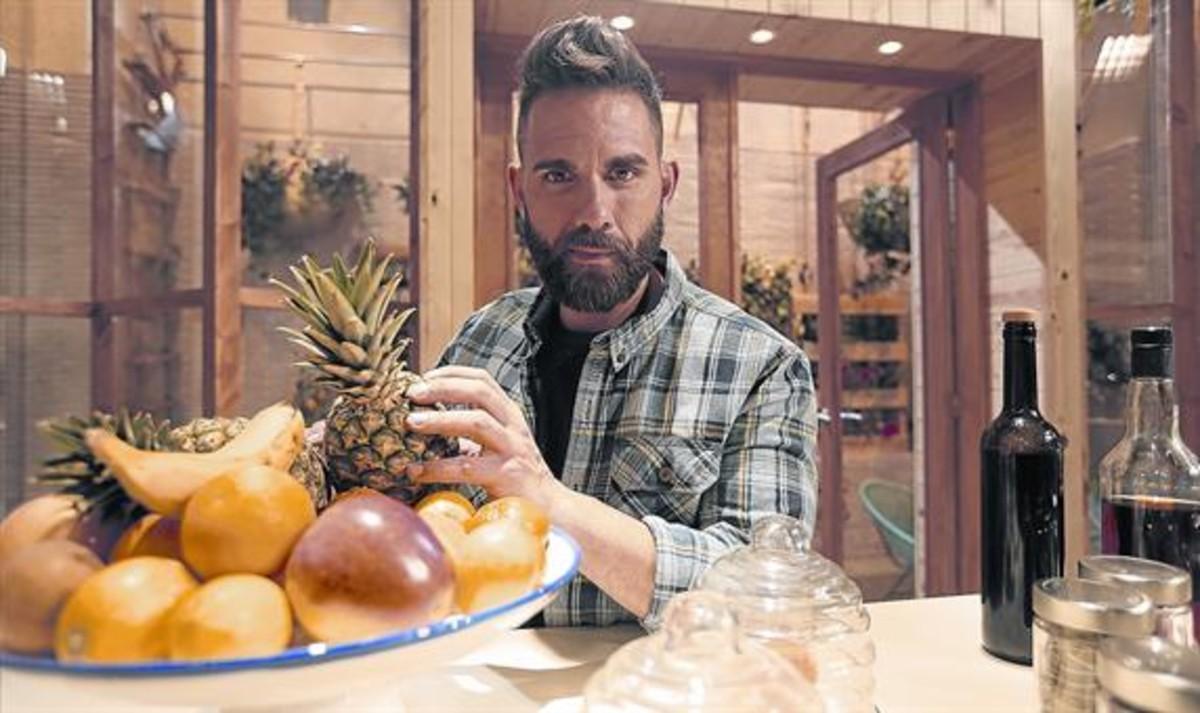 Marc Ribas, chef deCuines, presentará Joc de cartes, en TV-3..