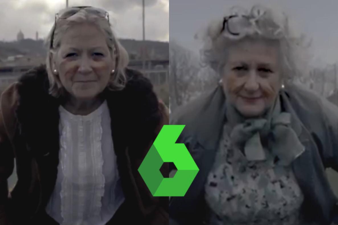 Las abuelas catalanas y andaluzas preparan su llegada a laSexta