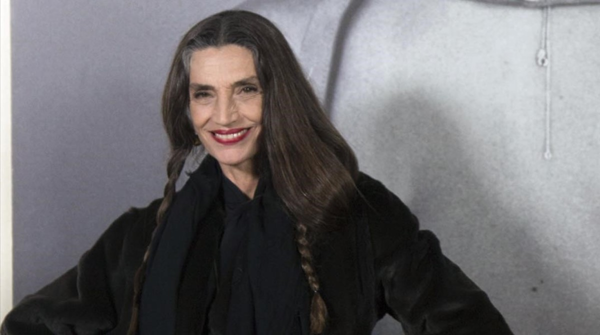 Ángela Molina.