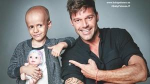 Pablo y Ricky Martin