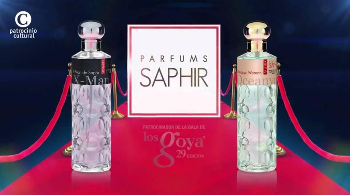 puntos de venta de perfumes saphir madrid