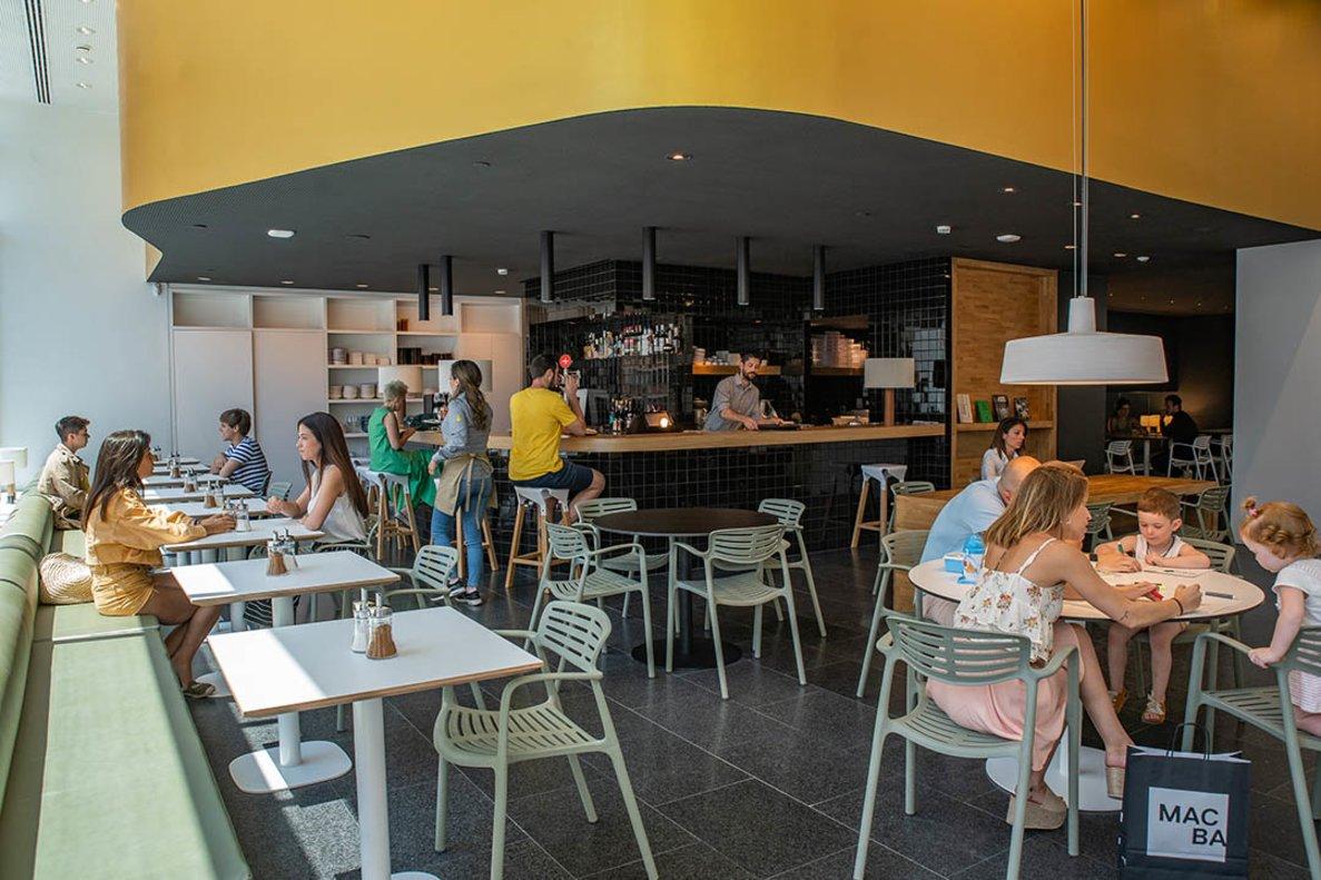 4 restaurants per menjar o sopar en un museu a Barcelona