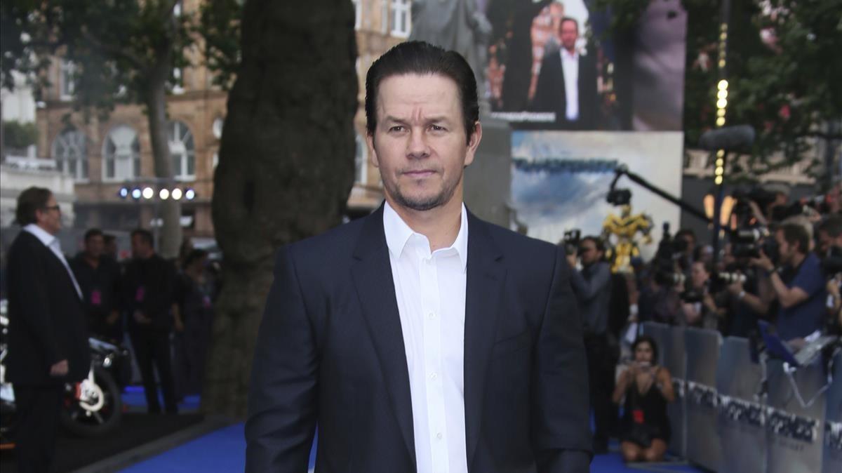 Mark Wahlberg, en el estreno de Transformers en Londres, el pasado junio.