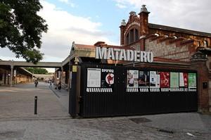 Matadero de Madrid.