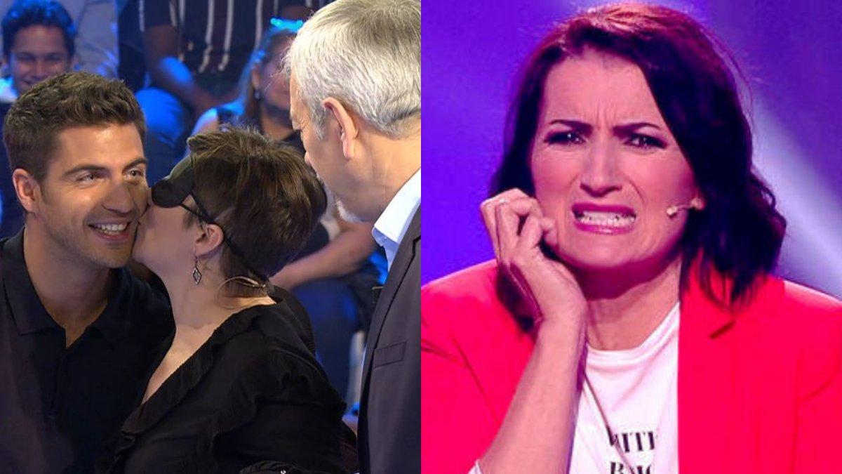 Maxi Iglesias y Carlos Sobera en 'Volverte a ver' y Silvia Abril en 'Juego de Juegos'.