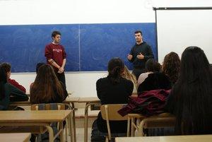 Projecte 'Horitzons': fer caure el mite de la universitat també des de Mataró