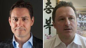 Michael Kovrig y Michael Spavor, los dos canadienses desaparecidos en China.