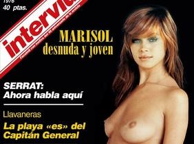 Chenoa Se Desnuda En Una Sesión De Fotos De Interviú