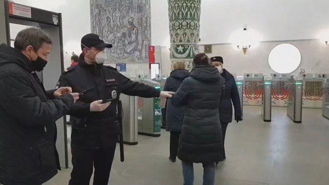 Moscú endurece el control de cuarentena con pases digitales.