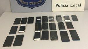Detingudes 12 persones acusades d'haver robat almenys 40 mòbils durant el Tomorrowland