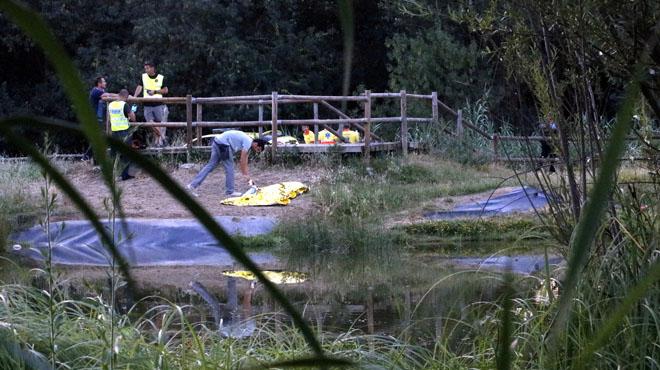 Un niño de 10 años muere ahogado en un estanque en Girona