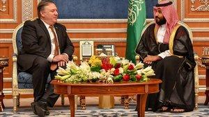 Armes sense fi per a l'Aràbia Saudita