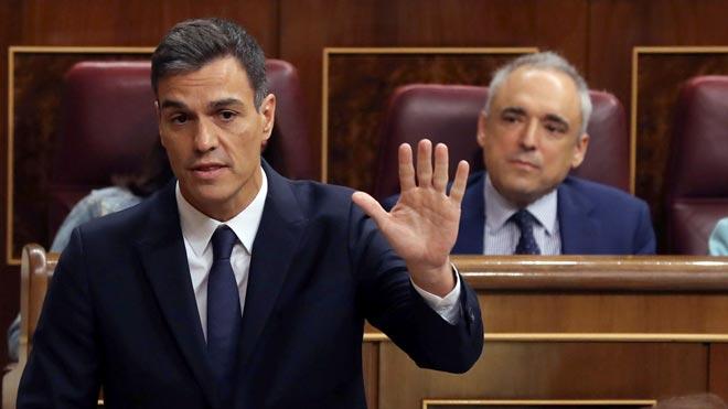El PP i Cs intenten dinamitar l'argúcia de Sánchez per salvar els Pressupostos