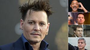 El podio de los cinco actores menos rentables este 2016, según Forbes.