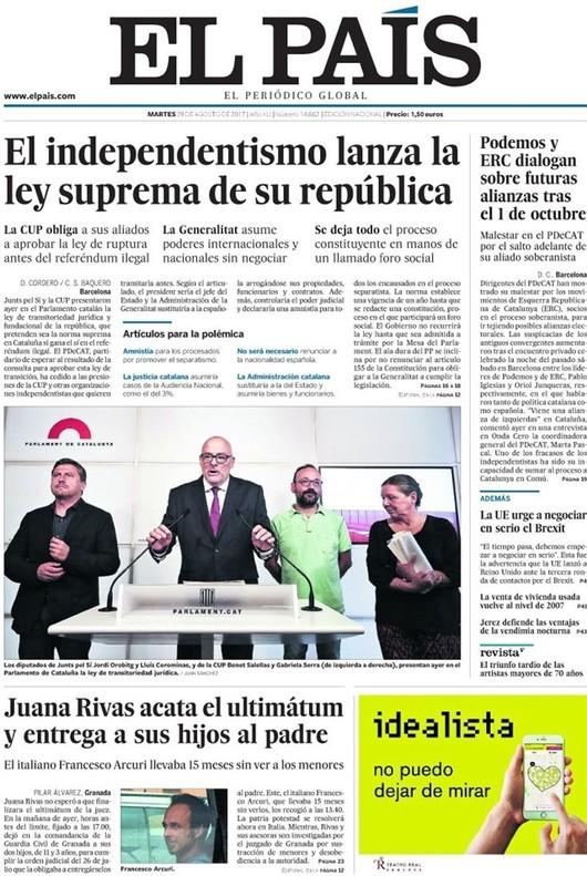 Bodrio separatista que lleva a Catalunya a la autocracia, claman en Madrid