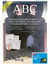 La Policía pinchó el móvil del imán de Ripoll en el 2005 por trabajar para Al Qaeda, según 'Abc'