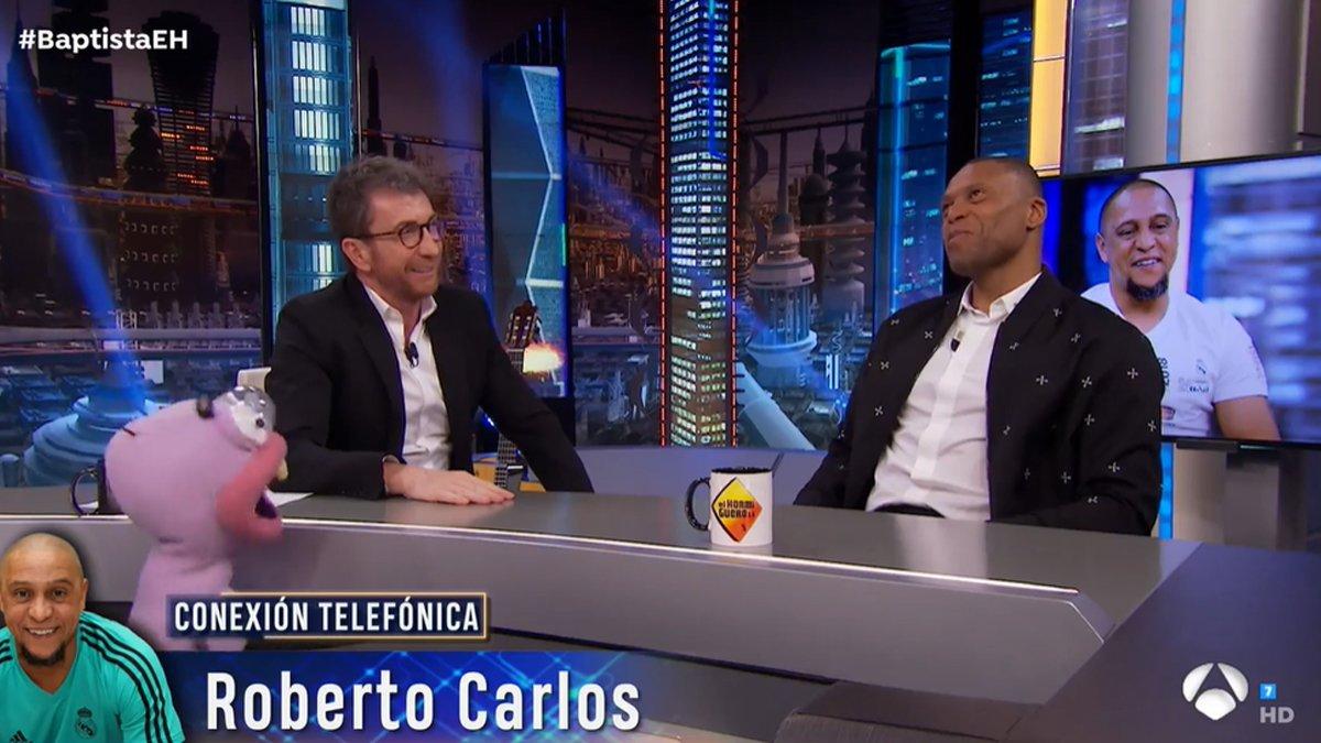 Roberto Carlos, en quarantena pel coronavirus, cancel·la la seva visita a 'El hormiguero' però intervé per telèfon