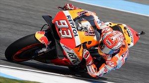 Márquez continua sumant rècords amb el seu 'pole' a Tailàndia