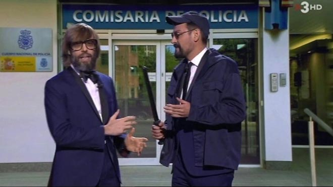 Los Óscars en La nit dels Óscars (TV3).