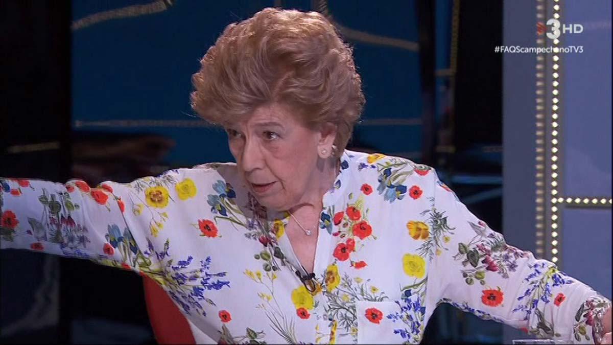 Pilar Urbano (Preguntes freqüents, TV-3).