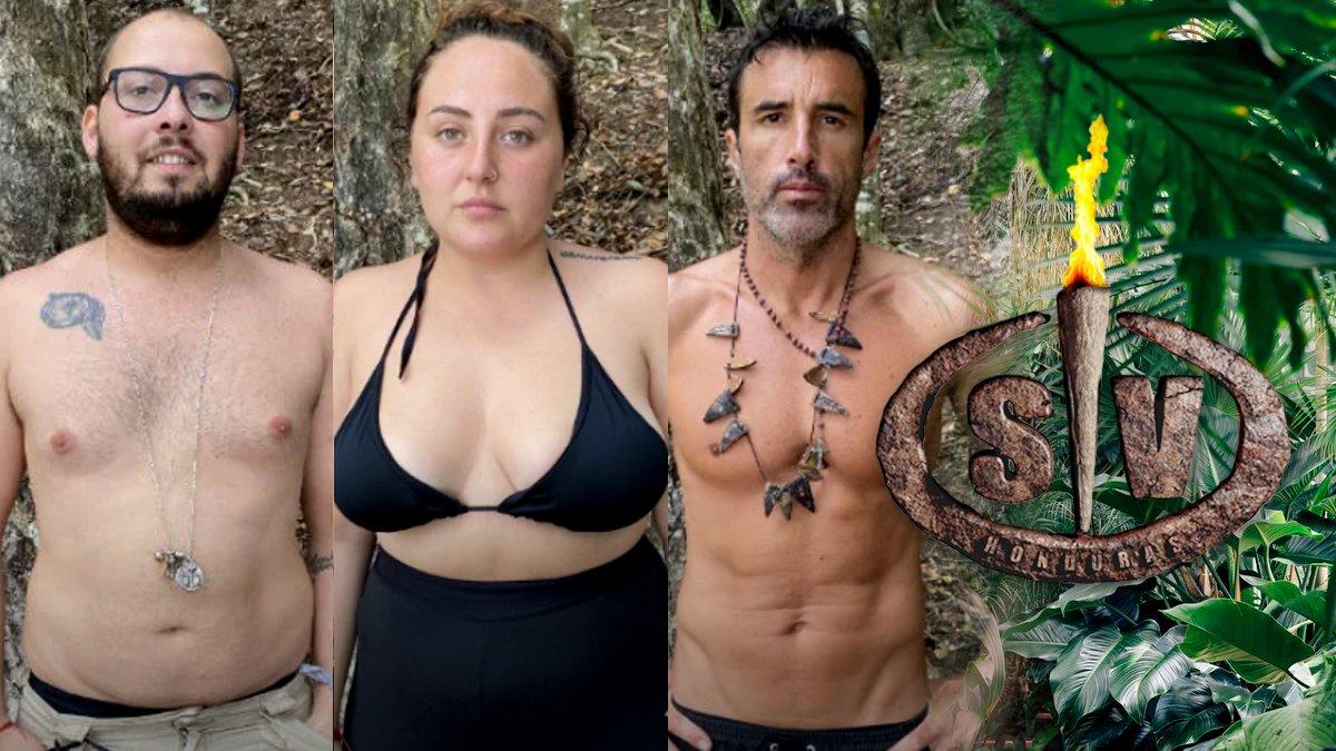 El antes y el después de los 'Supervivientes': ¿Cuántos kilos han perdido?