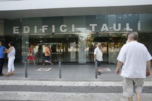 Detinguts els pares d'un nadó que ha donat positiu en drogues a Sabadell
