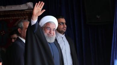Irán niega a EEUU y Francia el derecho a cambiar el pacto nuclear