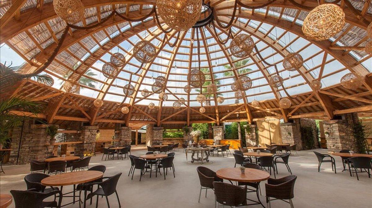 Els Roca obriran el seu nou restaurant Àgora de Mas Marroch el 4 de juny